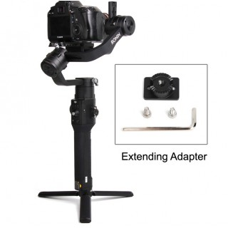 Dji Ronin S Adapter Extended Mount Base 1/4